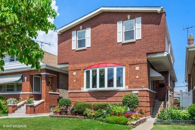 5714 W Pensacola Avenue, Chicago, IL 60634 (MLS #10553516) :: Property Consultants Realty