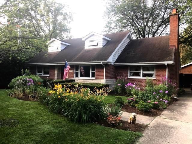 439 Naperville Road, Clarendon Hills, IL 60514 (MLS #10553526) :: Ryan Dallas Real Estate