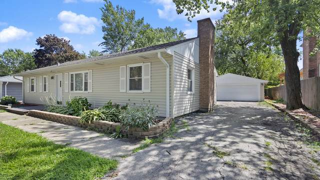 628 W 55th Street, Hinsdale, IL 60521 (MLS #10553546) :: John Lyons Real Estate