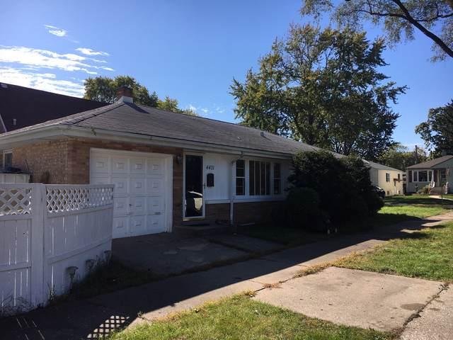 4401 Clinton Avenue, Stickney, IL 60402 (MLS #10553581) :: The Mattz Mega Group