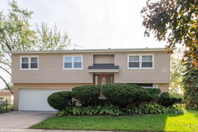 707 E Pleasant Lane, Lombard, IL 60148 (MLS #10553710) :: John Lyons Real Estate