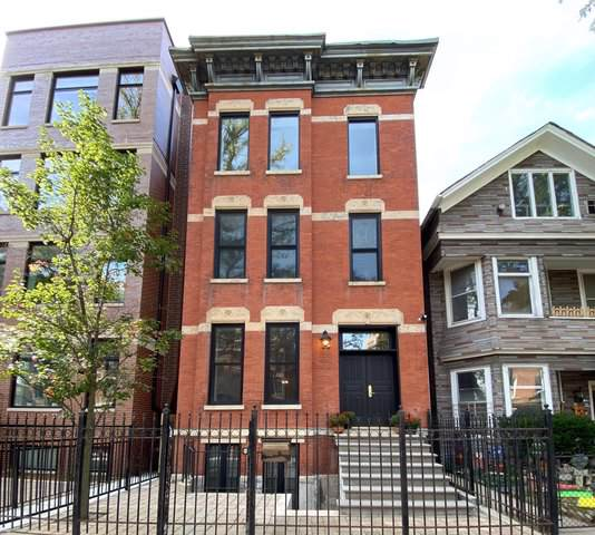 1932 N Sedgwick Street, Chicago, IL 60614 (MLS #10553711) :: Property Consultants Realty