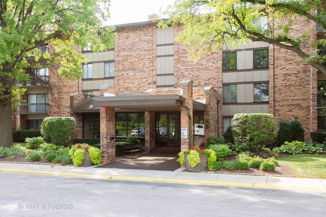 301 Lake Hinsdale Drive #304, Willowbrook, IL 60527 (MLS #10553720) :: John Lyons Real Estate