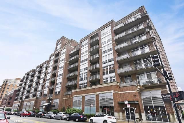 111 S Morgan Street #305, Chicago, IL 60607 (MLS #10553732) :: Touchstone Group