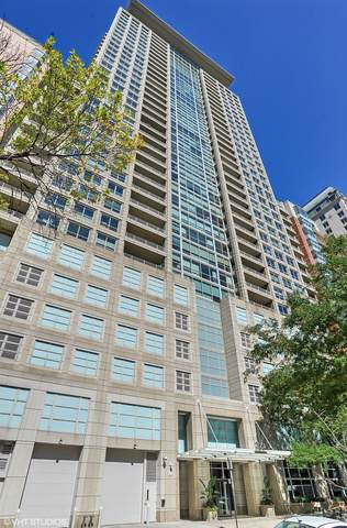 250 E Pearson Street #1307, Chicago, IL 60611 (MLS #10553741) :: Touchstone Group