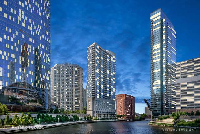 333 N Canal Street #1804, Chicago, IL 60606 (MLS #10553763) :: Touchstone Group