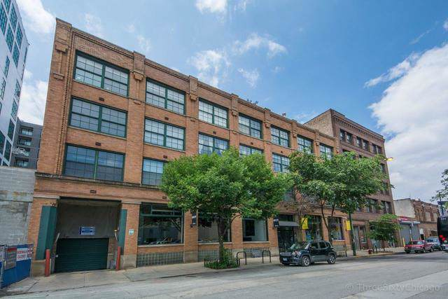 110 Peoria Street #104, Chicago, IL 60607 (MLS #10553769) :: Touchstone Group
