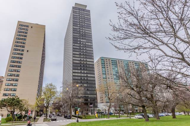 3150 N Lake Shore Drive 26D, Chicago, IL 60657 (MLS #10553774) :: Touchstone Group