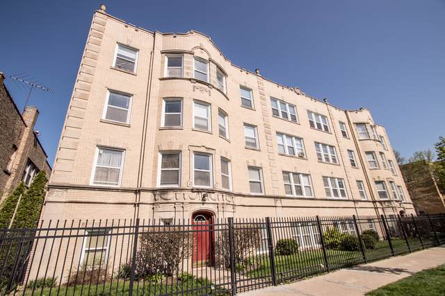 6307 N Claremont Avenue #1, Chicago, IL 60659 (MLS #10553786) :: Baz Realty Network | Keller Williams Elite