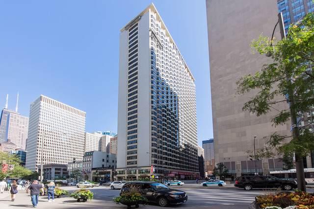 535 N Michigan Avenue #2411, Chicago, IL 60611 (MLS #10553807) :: Touchstone Group