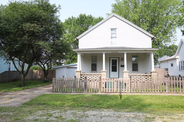 413 S East Street, CLINTON, IL 61727 (MLS #10553855) :: Touchstone Group