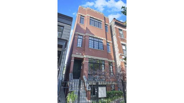 2048 N Sheffield Avenue #2, Chicago, IL 60614 (MLS #10553957) :: Touchstone Group
