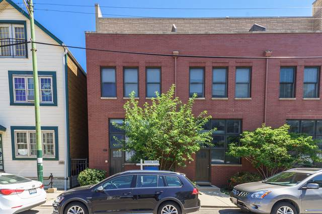 2455 N Clybourn Avenue #1, Chicago, IL 60614 (MLS #10553965) :: Touchstone Group