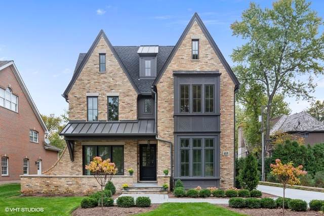 415 N Clay Street, Hinsdale, IL 60521 (MLS #10553983) :: The Wexler Group at Keller Williams Preferred Realty