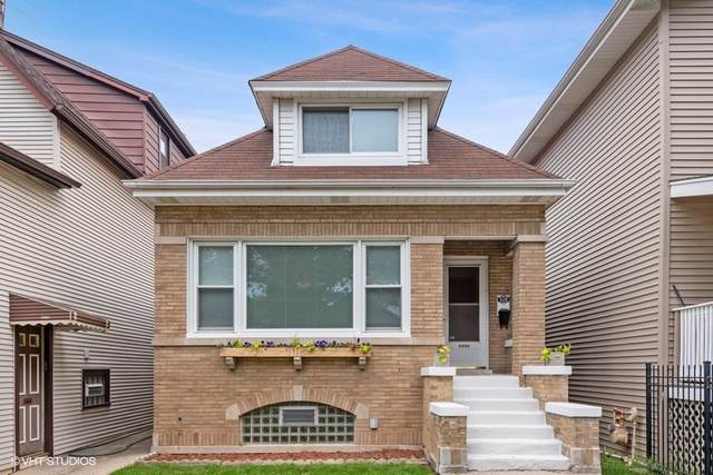 5118 W Berenice Avenue, Chicago, IL 60641 (MLS #10554022) :: Property Consultants Realty