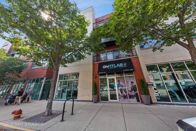 1730 N Western Avenue #303, Chicago, IL 60647 (MLS #10554027) :: Property Consultants Realty