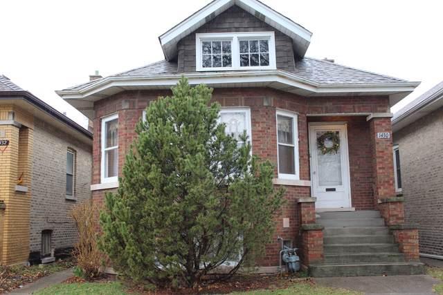 1430 Wisconsin Avenue, Berwyn, IL 60402 (MLS #10554046) :: Property Consultants Realty