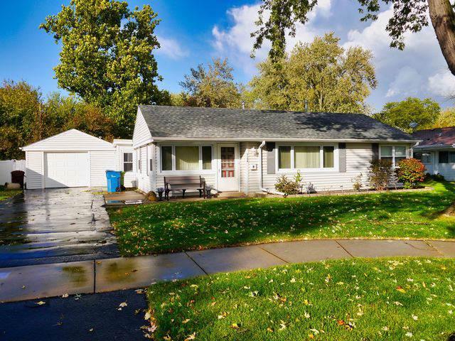 5104 W 101st Street, Oak Lawn, IL 60453 (MLS #10554076) :: The Wexler Group at Keller Williams Preferred Realty