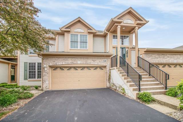 1536 Orchard Circle #1536, Naperville, IL 60565 (MLS #10554100) :: The Wexler Group at Keller Williams Preferred Realty