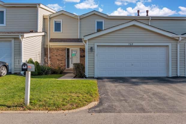 762 Buckingham Court, Hoffman Estates, IL 60169 (MLS #10554117) :: Berkshire Hathaway HomeServices Snyder Real Estate