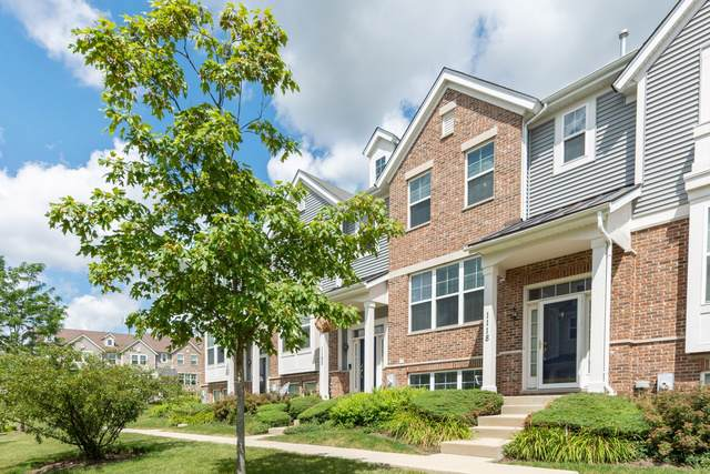 1118 Tuscany Drive, Streamwood, IL 60107 (MLS #10554138) :: Berkshire Hathaway HomeServices Snyder Real Estate