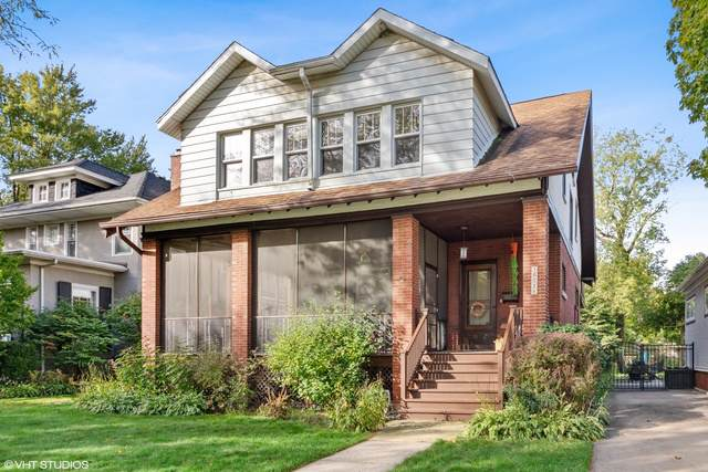 10226 S Hoyne Avenue, Chicago, IL 60643 (MLS #10554139) :: Berkshire Hathaway HomeServices Snyder Real Estate