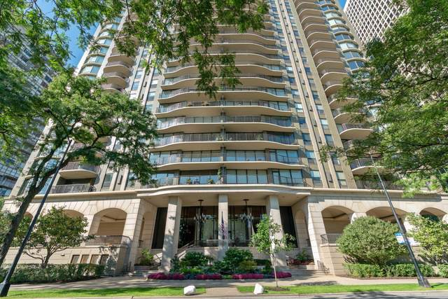 1040 N Lake Shore Drive 36BC, Chicago, IL 60611 (MLS #10554241) :: Property Consultants Realty