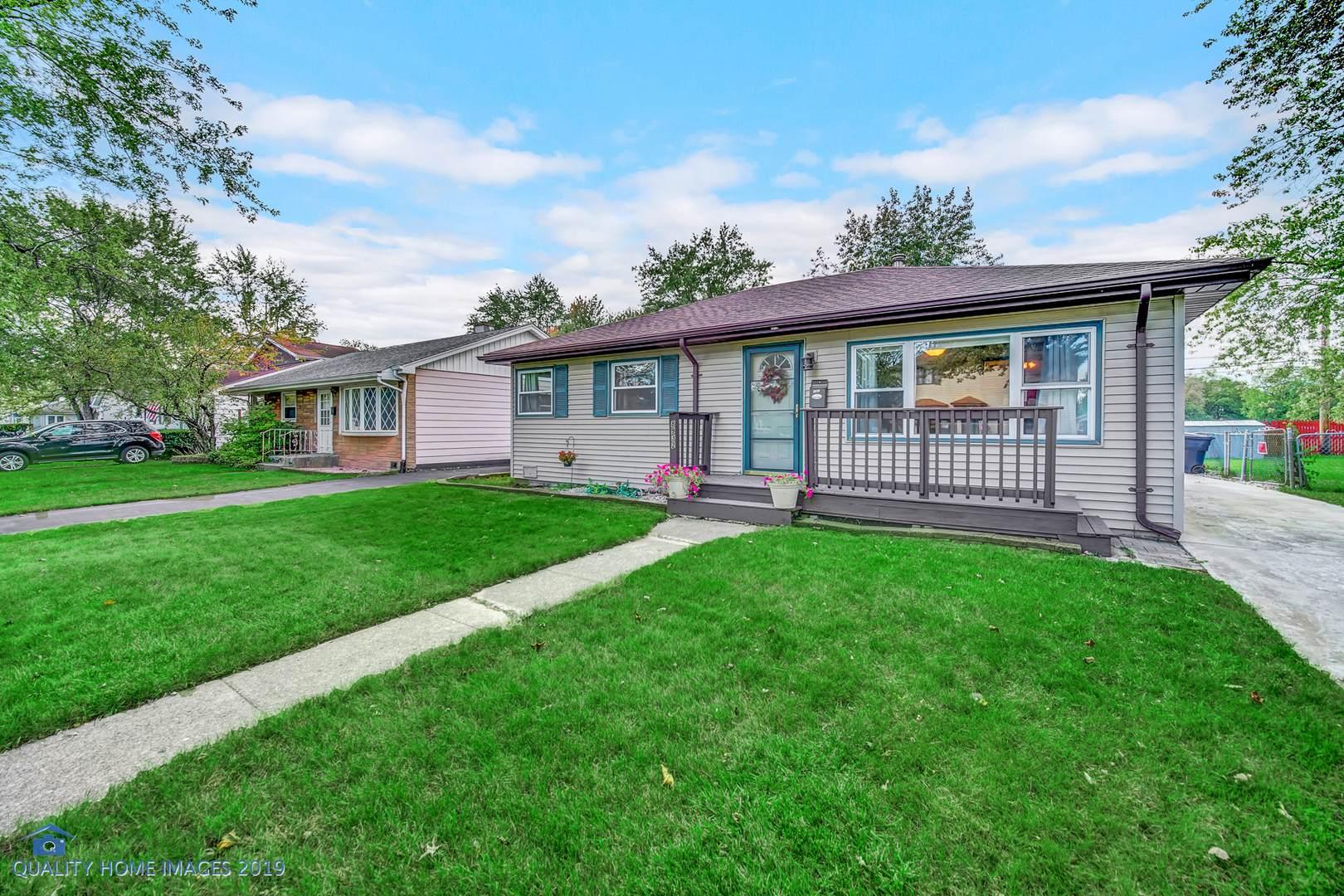 8932 S 51st Avenue, Oak Lawn, IL 60453 (MLS #10554253) :: The Wexler Group at Keller Williams Preferred Realty