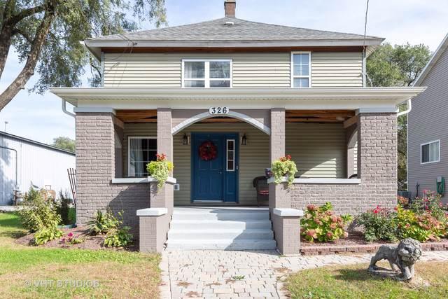 326 S Pleasant Street, Joliet, IL 60436 (MLS #10554279) :: Ryan Dallas Real Estate