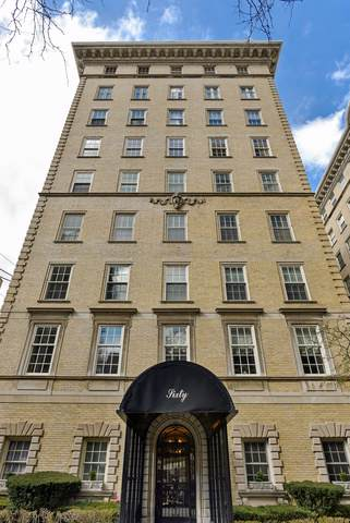 60 E Scott Street #603, Chicago, IL 60610 (MLS #10554287) :: Property Consultants Realty