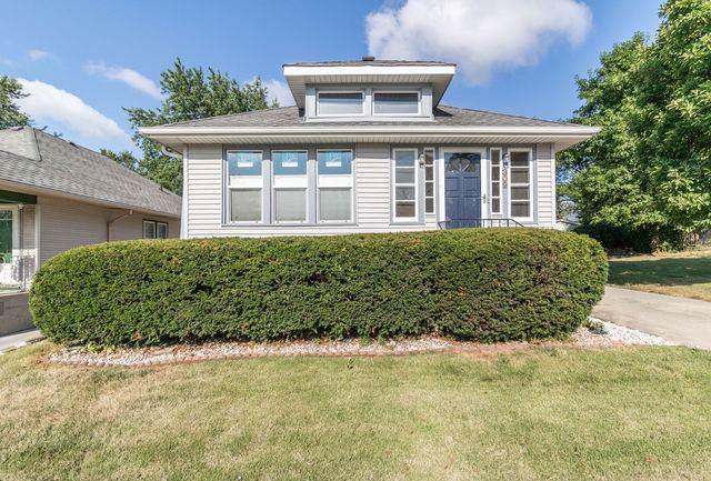 309 N Briggs Street, Joliet, IL 60432 (MLS #10554318) :: Ryan Dallas Real Estate