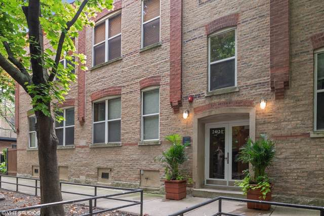 2021 W Willow Street #207, Chicago, IL 60647 (MLS #10554382) :: Property Consultants Realty