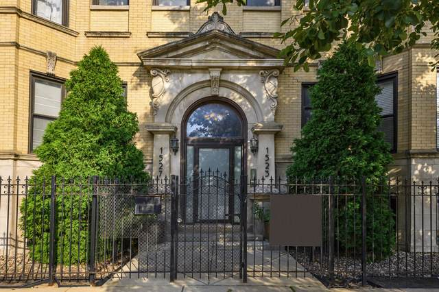 1523 N California Avenue 2S, Chicago, IL 60622 (MLS #10554405) :: The Wexler Group at Keller Williams Preferred Realty