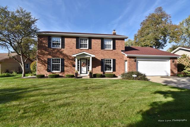 2341 Taliesin Drive, Aurora, IL 60506 (MLS #10554435) :: Property Consultants Realty