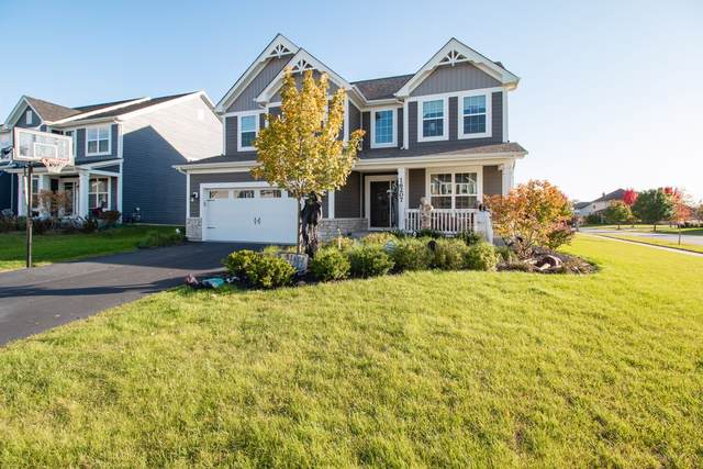16207 W Pennyroyal Lane, Lockport, IL 60441 (MLS #10554443) :: Property Consultants Realty