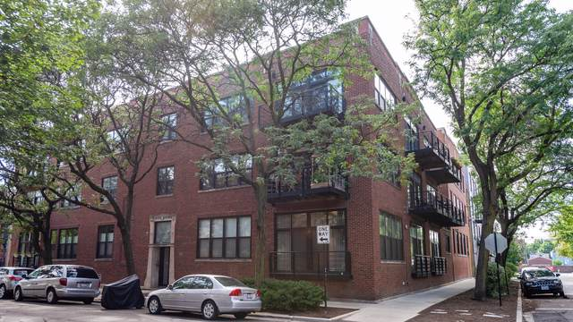 1670 N Claremont Avenue #308, Chicago, IL 60647 (MLS #10554534) :: The Wexler Group at Keller Williams Preferred Realty