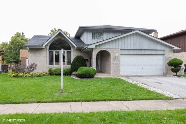 348 N Kenneth Court, Glenwood, IL 60425 (MLS #10554565) :: Property Consultants Realty