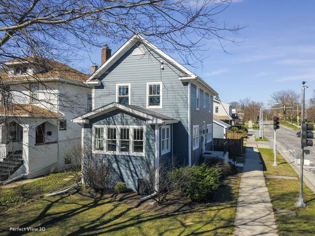 307 Division Street, Oak Park, IL 60302 (MLS #10554642) :: The Wexler Group at Keller Williams Preferred Realty