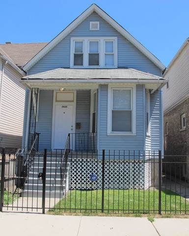 2635 N Avers Avenue, Chicago, IL 60647 (MLS #10554735) :: Property Consultants Realty