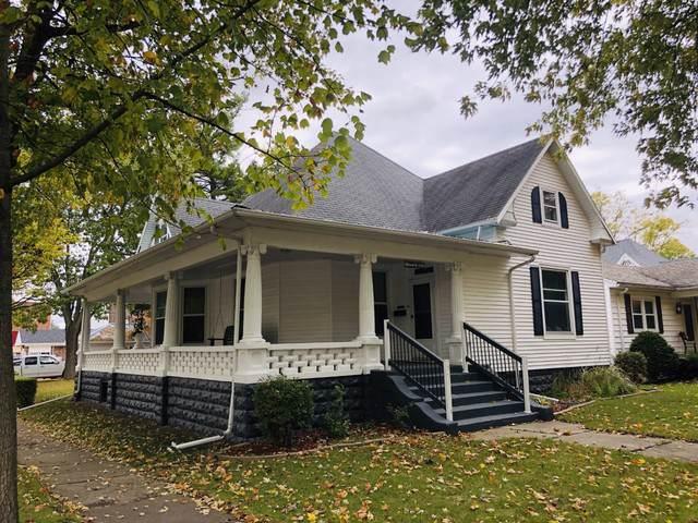 11 N Oak Street, VILLA GROVE, IL 61956 (MLS #10554766) :: Lewke Partners