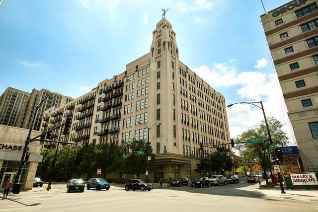 758 N Larrabee Street #718, Chicago, IL 60654 (MLS #10554770) :: Property Consultants Realty