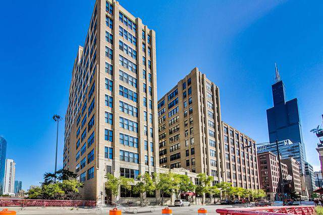 728 W Jackson Boulevard #221, Chicago, IL 60661 (MLS #10554771) :: Property Consultants Realty