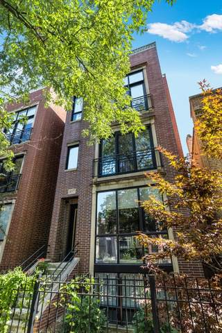 857 N Hermitage Avenue #1, Chicago, IL 60622 (MLS #10554773) :: The Wexler Group at Keller Williams Preferred Realty
