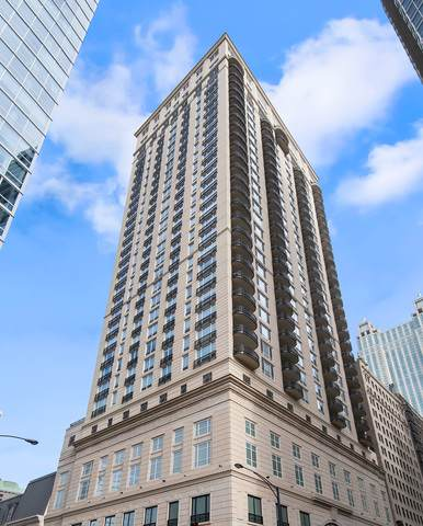 10 E Delaware Place 27C, Chicago, IL 60611 (MLS #10554826) :: Property Consultants Realty