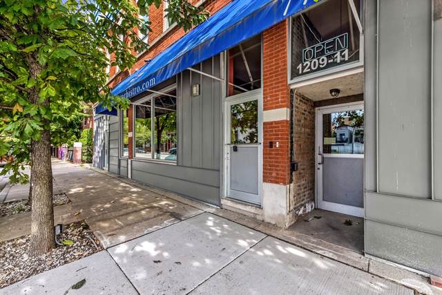 1209 Noble Street Comm, Chicago, IL 60642 (MLS #10554836) :: The Wexler Group at Keller Williams Preferred Realty