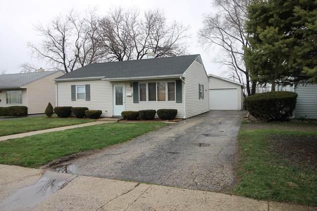 1501 Boston Avenue, Joliet, IL 60435 (MLS #10554853) :: Ryan Dallas Real Estate