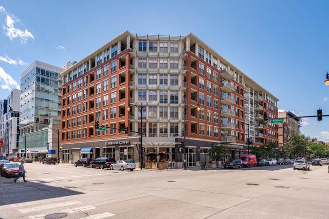 1001 W Madison Street #511, Chicago, IL 60607 (MLS #10554874) :: Property Consultants Realty