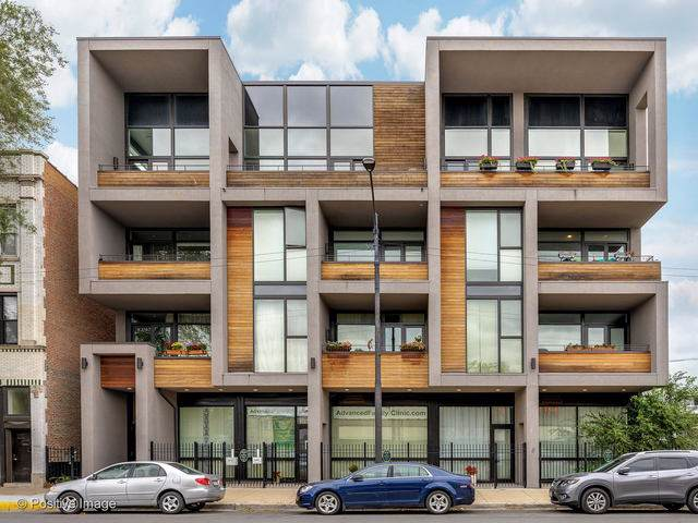 2426 W Chicago Avenue #303, Chicago, IL 60622 (MLS #10554890) :: The Wexler Group at Keller Williams Preferred Realty