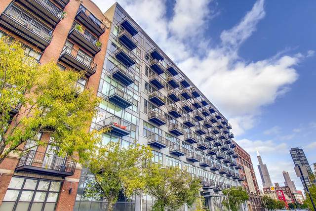 1224 W Van Buren Street #512, Chicago, IL 60607 (MLS #10554899) :: Property Consultants Realty