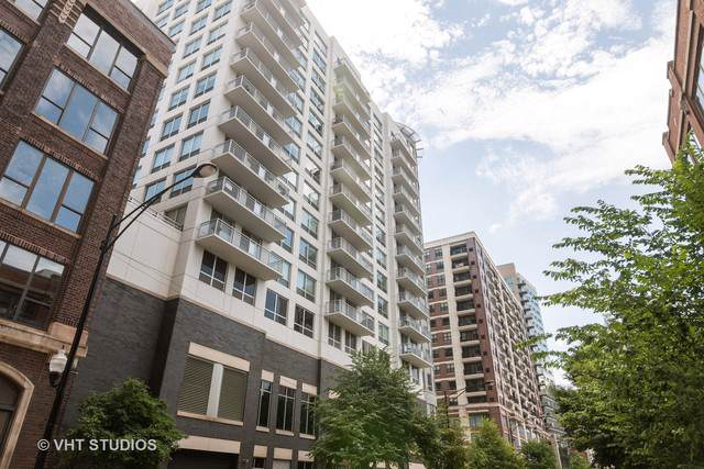 421 W Huron Street #1203, Chicago, IL 60654 (MLS #10554954) :: Property Consultants Realty